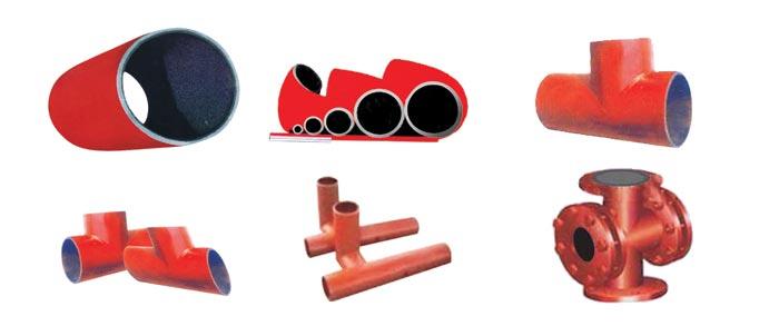 供应陶瓷耐磨管 耐磨陶瓷管 耐磨管 陶瓷管 耐磨陶瓷复合管