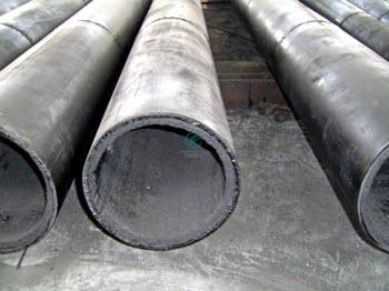 双金属耐磨管道的制作与特点