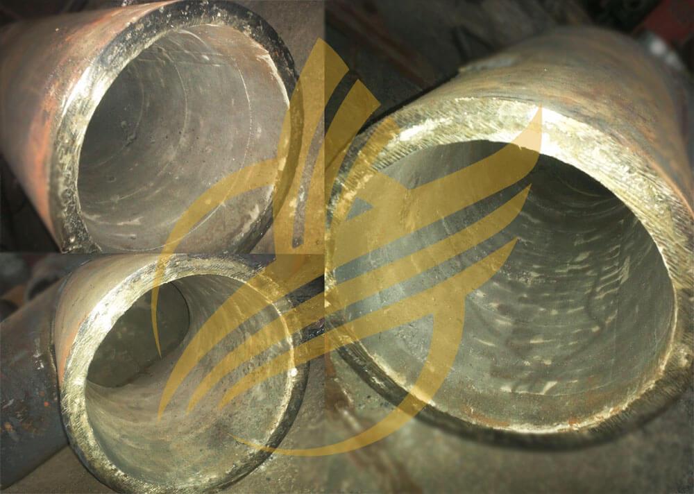 专注合金材料研究 双金属耐磨管道生产厂家